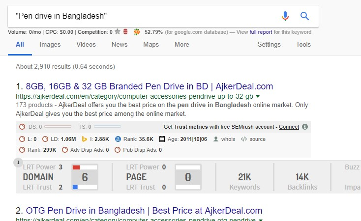 Pen drive in bangladesh