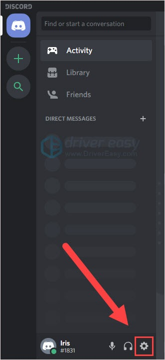 Discord Keybinds not working in Game