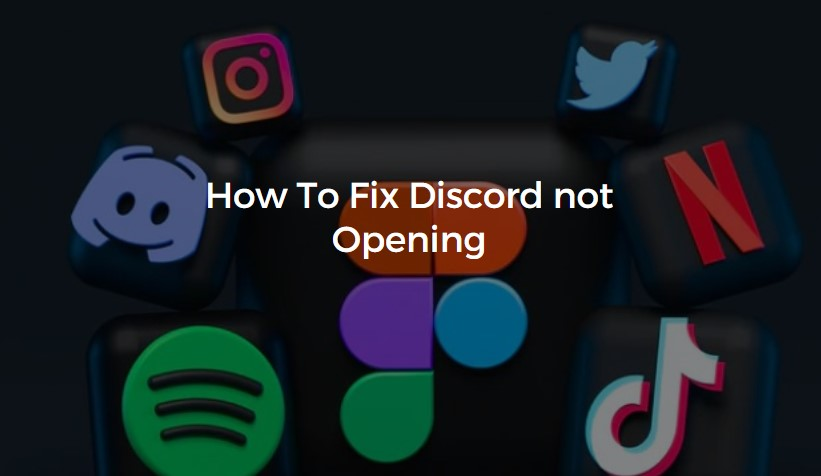 How To Fix Discord not Opening Problems-Imasterpro Guide